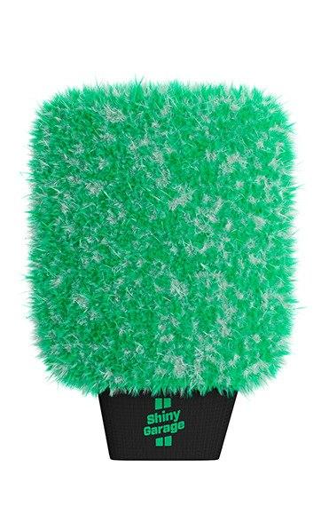 Shiny Garage Wolly Synthetic Wash Mitt (Rękawica do mycia) - GRUBYGARAGE - Sklep Tuningowy